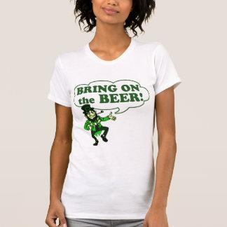 Bring On The Beer Leprechaun T-Shirt