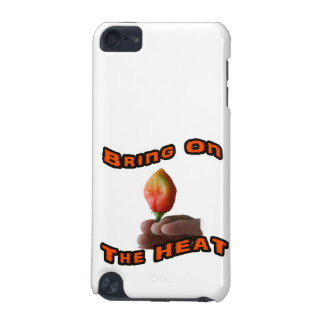 Bring On The Heat Habanero Fingers Hot Pepper iPod Touch 5G Covers