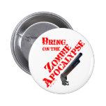 Bring on the Zombie Apocalypse