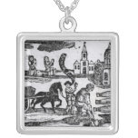 Bring Out Your Dead, The Great Plague of 1665 Pendants