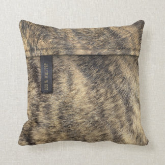 "Bringé sands ""Whippet "" Cushion"