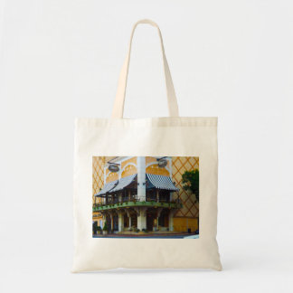 Brio Tuscan Grille Country Club Plaza Kansas City Budget Tote Bag