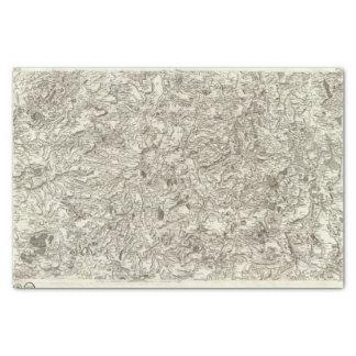 Brioude, Issoire Tissue Paper