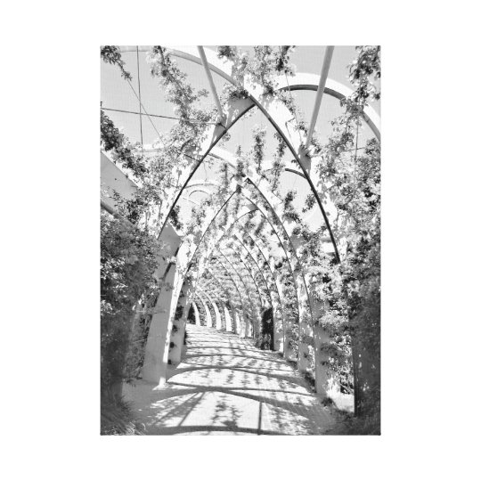 Brisbane Arbour - Premium Wrapped Canvas (Gloss)