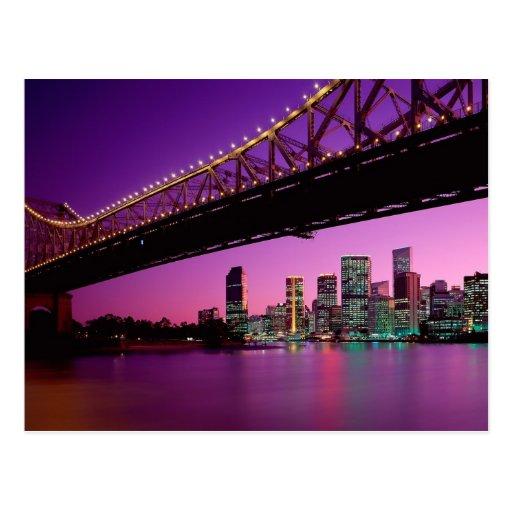 Brisbane, Queensland, Australia Postcards