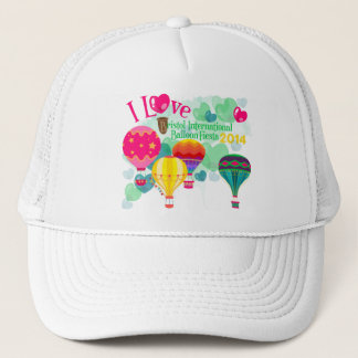 Bristol Balloon Fiesta Sports Cap