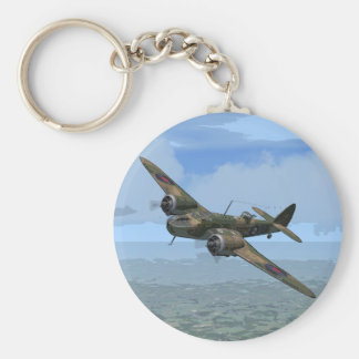 Bristol Blenheim Key Ring