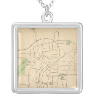 Bristol Borough Silver Plated Necklace