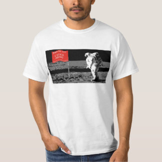 Bristol city cider army man on the moon mug T-Shirt