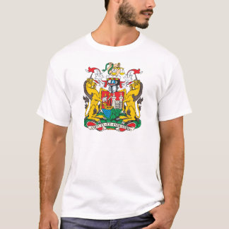 Bristol Coat Of Arms T-Shirt