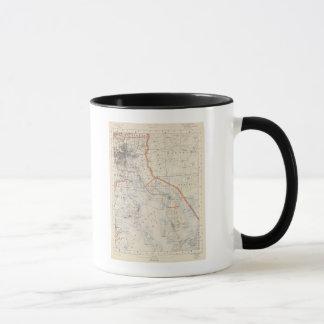 Bristol Country, Rhode Island Mug