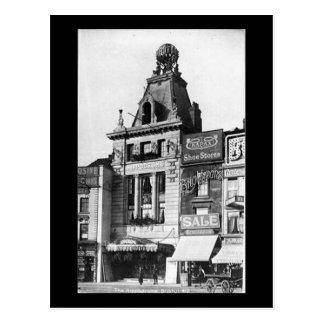 Bristol Hippodrome Postcard