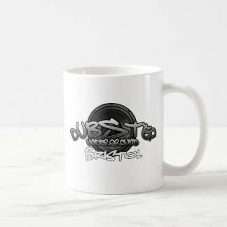 Bristol UK DUBSTEP Dub Grime reggae Electro Coffee Mug