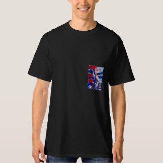 Brit Art T shirt by Viktor Tilson