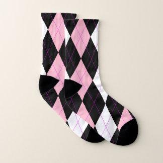 Brit-Brit Argyle Socks