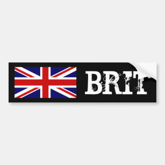 BRIT Bumper Sticker