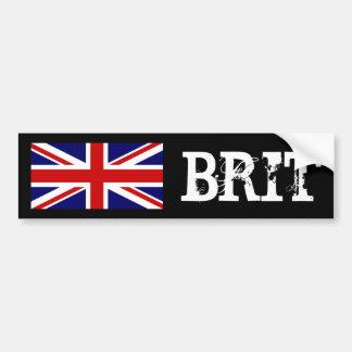 BRIT Bumper Sticker Car Bumper Sticker
