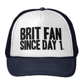 """""""Brit Fan"""" Hat"""