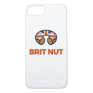 Brit Nut Donut Case
