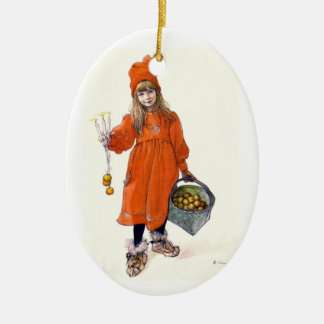 Brita as Iduna Christmas Ornament