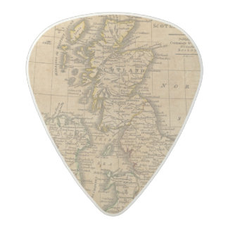 Britain Acetal Guitar Pick