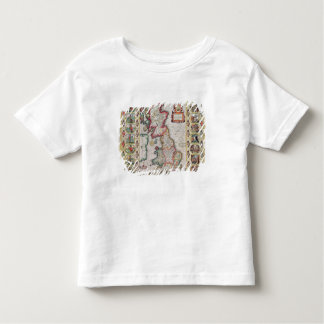 Britain As It Was Devided In The Tyme Toddler T-Shirt
