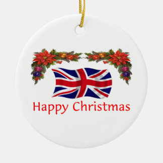 Britain Christmas Christmas Ornament