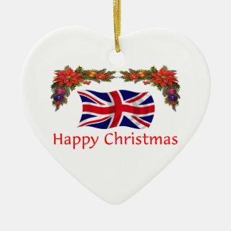 Britain Christmas Christmas Ornament