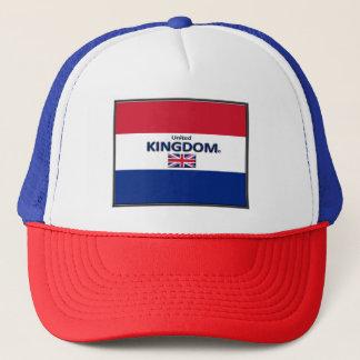 Britain Colors Flag Trucker Hats