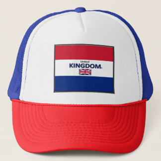 Britain Colours Flag Trucker Hats