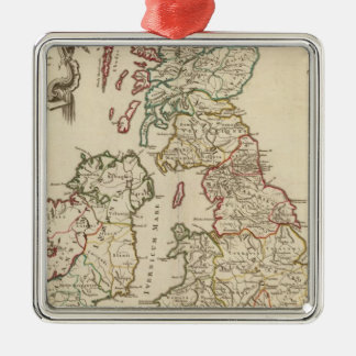 Britain Christmas Ornaments