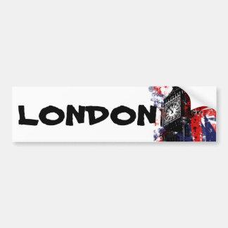 Britain - London Bumper Sticker