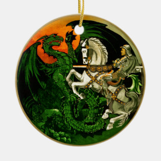 Britain needs you at once, WWI British War Poster Christmas Ornament