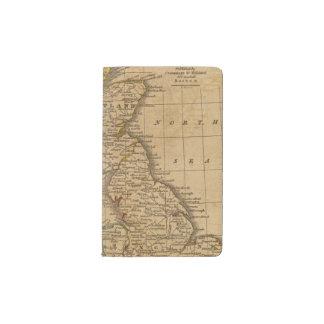 Britain Pocket Moleskine Notebook