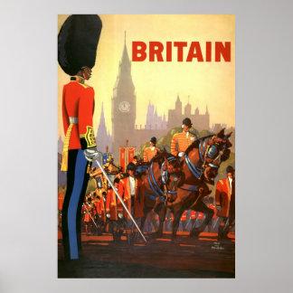 Britain Poster