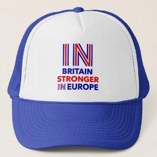 Britain stronger in Europe Trucker Hat