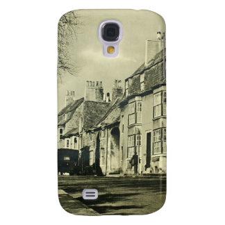 Britain - Vintage Travel Poster Galaxy S4 Case