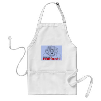 BRITAIN'S GOT MENTALISTS! STANDARD APRON