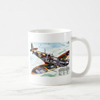 Britain's New Spitfire Coffee Mug