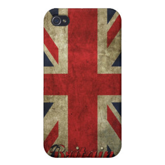 Britan Old School Flag Covers For iPhone 4