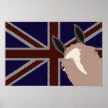 Britannia series: Lilo the Polo Pony Print