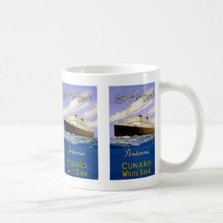 Britannic ~ Liverpool, USA, Canada Coffee Mug