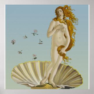 Brith Of Venus II Poster