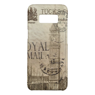 Britian England london clocktower big ben Case-Mate Samsung Galaxy S8 Case