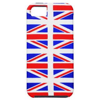BRITIAN FLAG iPhone 5 CASE