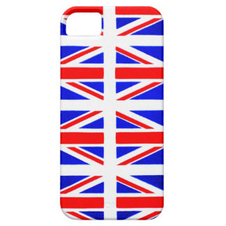BRITIAN FLAG iPhone 5 COVER