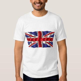 Britian's Flag - Blazzing Shirt