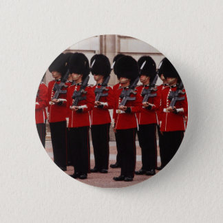 BRITISH 6 CM ROUND BADGE