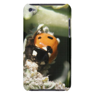 British 7 Dpot Ladybug  iPod Touch Case-Mate Case