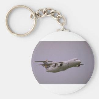 British Aerospace 146 Whisperjet taking off, Biggi Key Ring